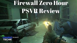 Firewall Zero Hour PSVR Review - UrGamingTechie VR Show Episode 25