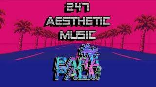 Glo-Fi Para Palm Radio (24/7 Vaporwave / Synthwave / Future Funk Music Livestream)