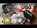 """WE HIT THE 🤑 LOTTERY IN THE """"DUMPSTER"""" *UGG* HUGE JACKPOT!"""