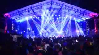 One Night One Peace - Sunset Band at TRANSERA WATERPARK - Kota Harapan Indah - Bekasi