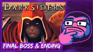 Darksiders - Final boss & Ending