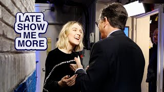 LATE SHOW ME MORE: Sing It With Me!