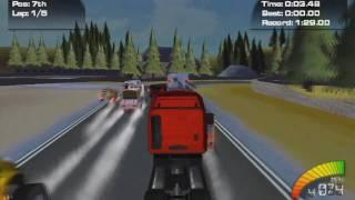 Crappy Wii Games: Truck Racer