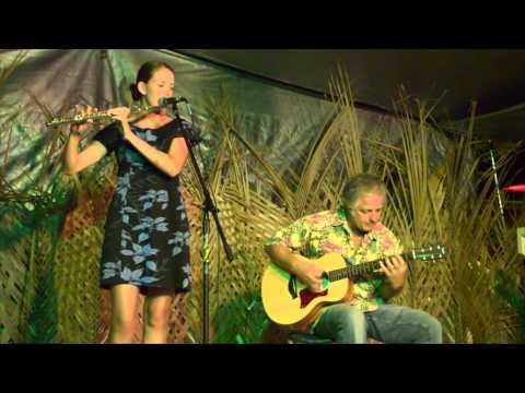 Heather Sanders-Holbrook and Rick Barbati
