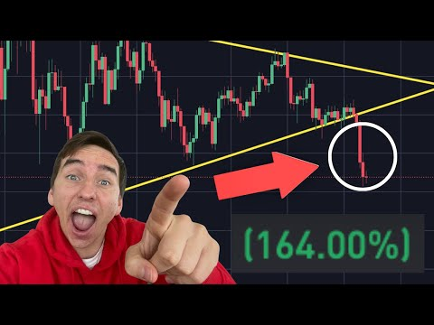🚨 I'M SHORTING BITCOIN & ETHEREUM RIGHT NOW!!!!!! 🚨