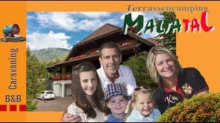 Terrassen-Camping Maltatal in Kärnten/Österreich