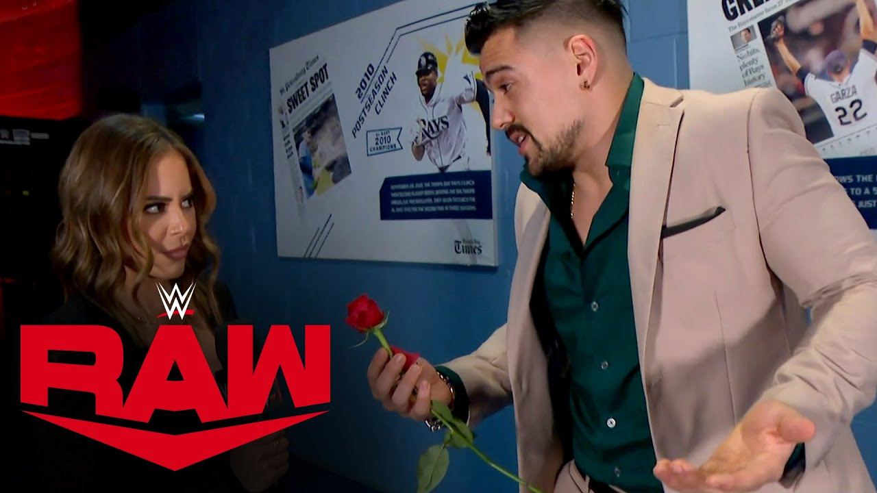 Angel Garza's rose gets trampled by R-Truth and 24/7 Title mob: Raw, Dec. 28, 2020