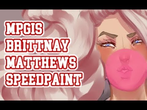Brittnay Matthews Fan Art