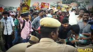 Group Protests to Save Eezham Tamils