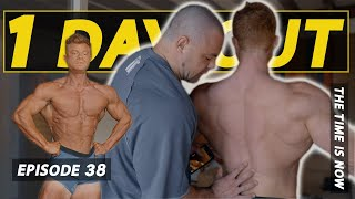 1 DAY OUT | IFBB Men's Physique | Portugal | TTIN Ep. 38