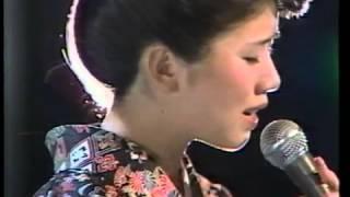 """""""ためいき橋""""は、キャニオンレコードへの移籍第1弾シングルで、森昌子..."""