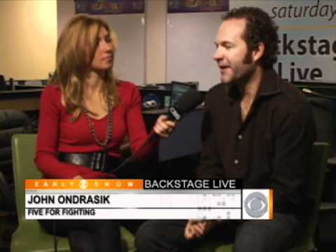 John Ondrasik on his Life and Love of Music