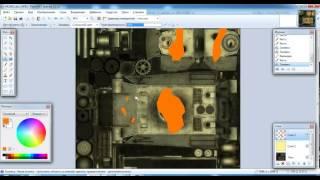 Как создать шкурку в игре World of Tanks.(Подробный туториал, как создать и поставить шкурку на танк. Paint. net - http://www.getpaint.net/download.html Если что не понятно,..., 2013-07-13T10:29:08.000Z)