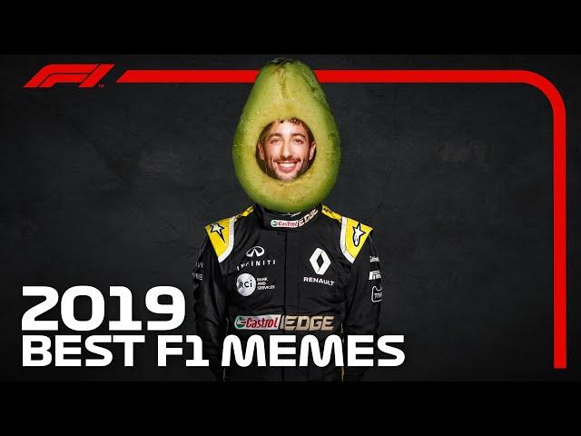 The 2019 F1 Season Except It's a Meme