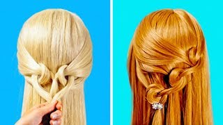 17 EASY AND COOL SCHOOL HAIRSTYLES