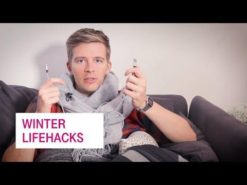 Social Media Post: Hacks für die kalte Jahreszeit - Netzgeschichten