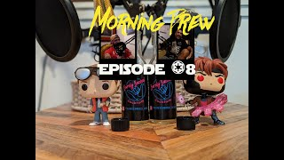 Morning Brew Podcast S. 1 Ep. 8 - Thailand, Bar Stories and working in Covid-America