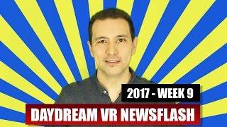 Daydream VR News Week 9 - 2017: Virtual Rabbids, Beartopia, Virtual Virtual Reality & Along Together