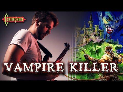 Castlevania: VAMPIRE KILLER - Metal Cover by RichaadEB