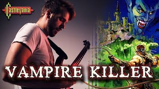 Castlevania: VAMPIRE KILLER - Metal Cover by RichaadEB