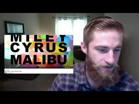 Miley Cyrus - Malibu (REAction)