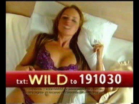 Wild Txt Chat Ad [2007]