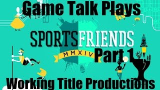 Sportsfriends - Game Talk Plays