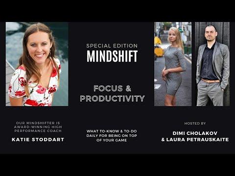 FOCUS & PRODUCTIVITY with Katie Stoddart