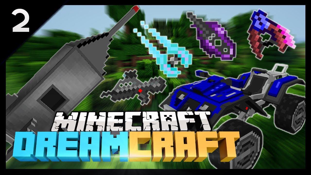 Minecraft Crazy Craft Modpack Mod List