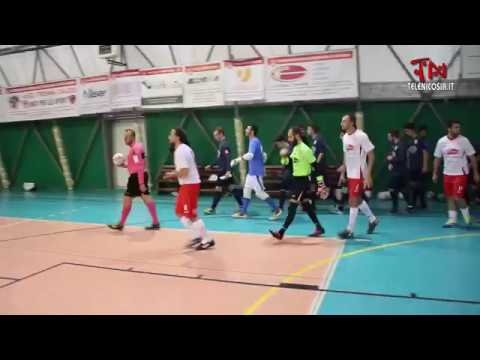 Calcio a 5 serie C2, Città di Nicosia-Argyrium 6-2