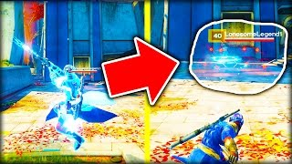 Destiny MYTHBUSTERS! - BLOCKING BOLT CASTER WITH SWARM GRENADES?! - Destiny Gameplay