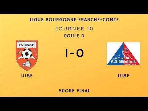 F.C.Bart U18F - ASM Belfort U18F (1-0) - Résumé + Réaction