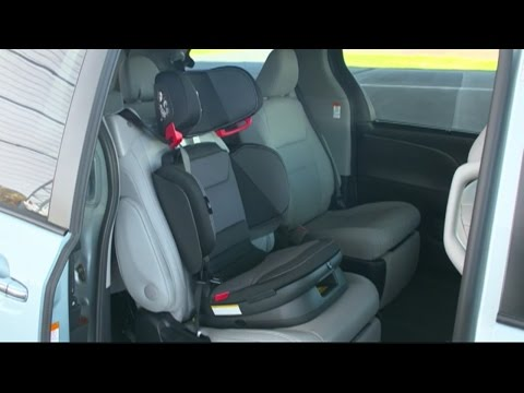 Car Booster Seats Getting Safer