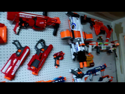 Thumbnail: Nerf War: Protect The Fort