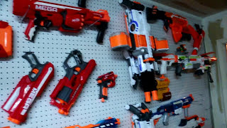 Nerf War:  Protect The Fort