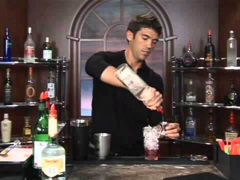 How to Make the Tango Cocktail Mixed Drink
