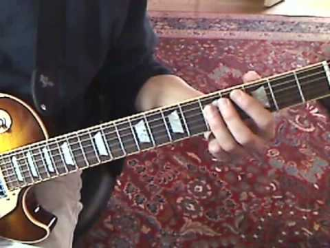 Woodstock Csny Intro Solo Lesson Youtube