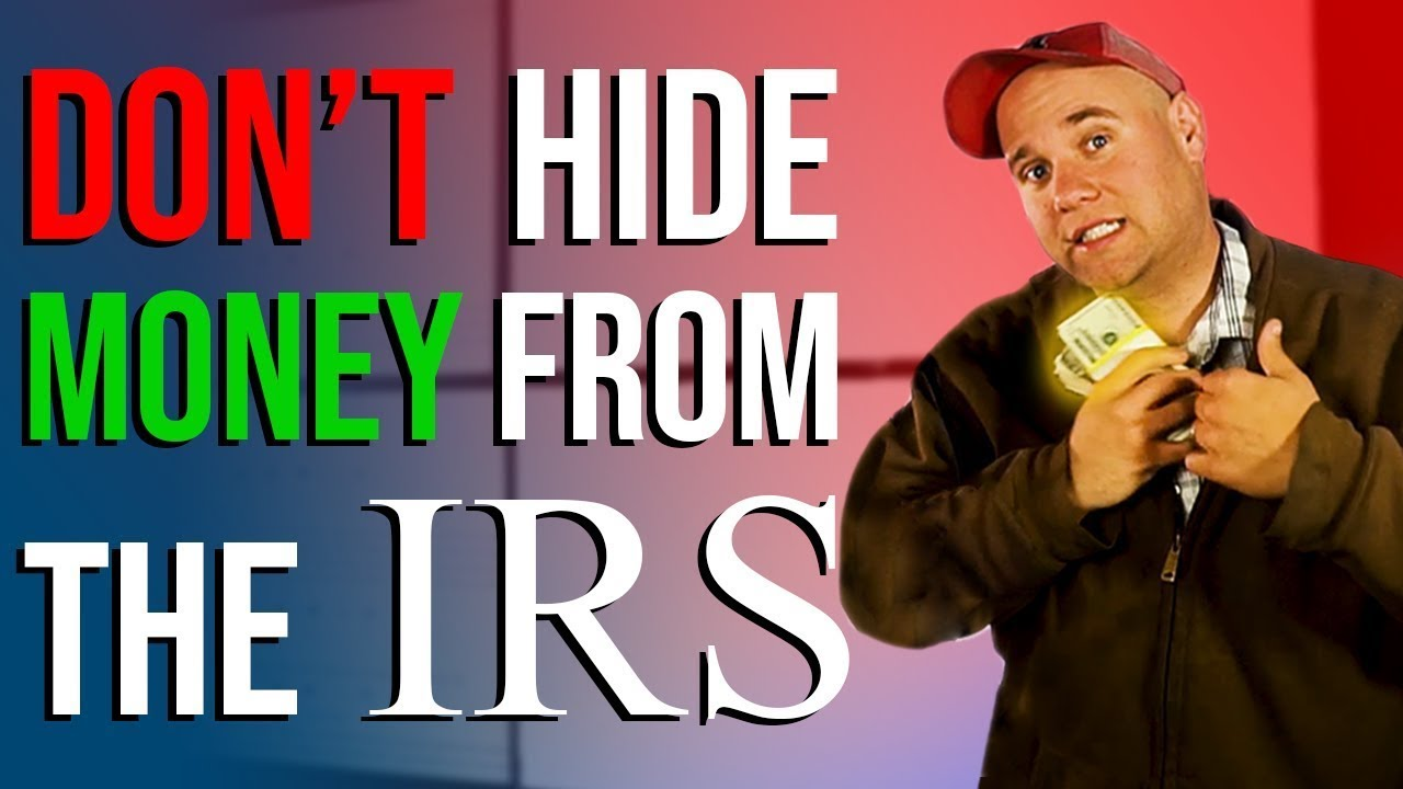 CHEAT the IRS? The dirty truth of stripping cash in business (Real estate investors beware)