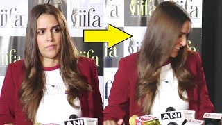 ANGRY Neha Dhupia Walks Off From Interview When Asked About Saroj Khan Casting Couch Controversy