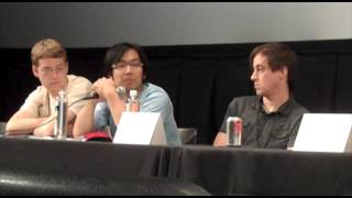 Dane Boe and Freddie Wong Share Stories - Web Series Panel Discussion | New Media Film Festival