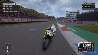 MotoGP 19 - Valentino's Gripping Comeback (Historical Challenges) - Valentino Rossi Gameplay