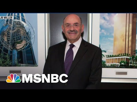 Flipping On Trump? Indicted Money Man Stripped Of Power Amid Criminal Probe