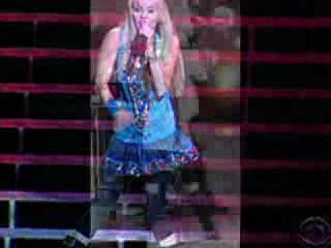 Miley Cyrus @ Star Academy friday 11-1-2008