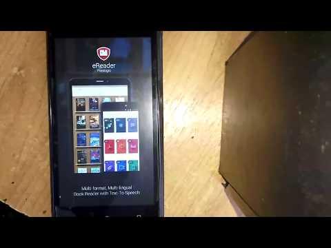 Prestigio Wise NK3 PSP3527DUO разблокировка гугл аккаунта