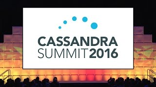 Cassandra Summit 2016 Keynote