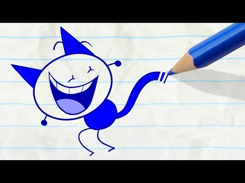 Pencilmation TALL TAILS & More Cartoons for Kids
