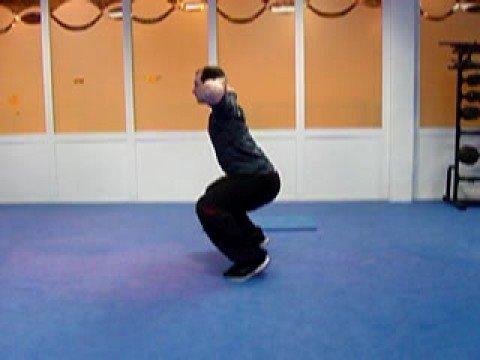 Prisoner SIFF squat