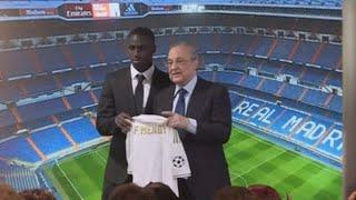 Mendy ya está a las órdenes de Zidane