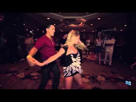 Joe & Susi at the 2011 NY Salsa Congress