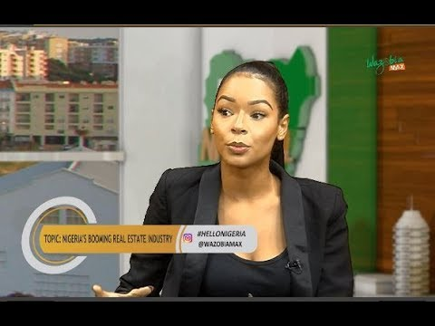 NIGERIA'S BOOMING REAL ESTATE INDUSTRY - JOANNA FABIKUN _ HE